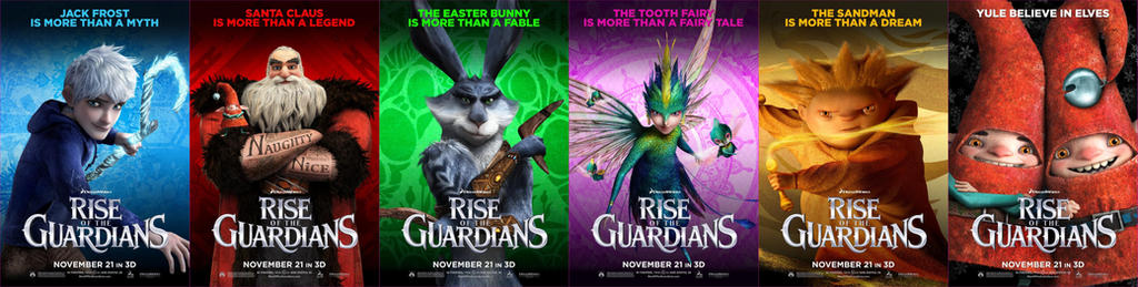 Rise of The Gua... Jude Law Rise Of The Guardians