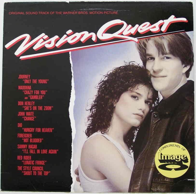 Vision Quest (1985) Movie