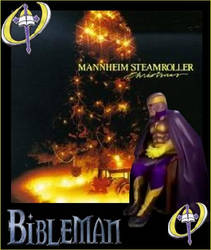Bibleman Encounters Mannheim Steamroller Tree by EspioArtwork31