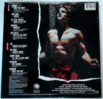 Vision Quest 1985 OST Backside by EspioArtwork31