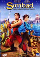 Sinbad Legend of the Seven Seas (2003) by EspioArtwork31