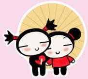 Pucca and Garu by ishida-kun