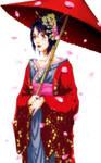 Mysterious Geisha-coloured