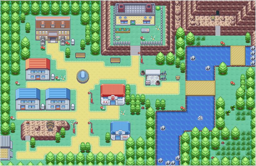 Rpg Maker Xp Tilesets Pokemon – Wonderful Image Gallery