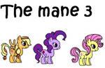 The Mane 3