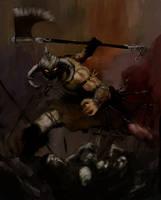 Death Dealer by slaine69
