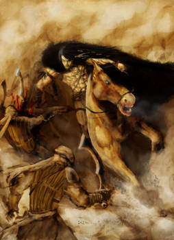 coltaine's charge