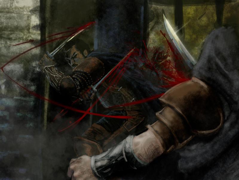 an assassin returns to Malaz