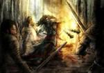 Waylander attacks