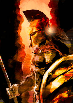 Spartan Speedpaint