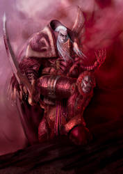 Fulgrim by slaine69