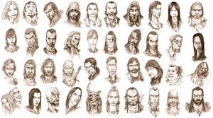 gardens of the moon characters