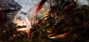 Battle for Macragge