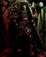 Night lord speedpaint by slaine69
