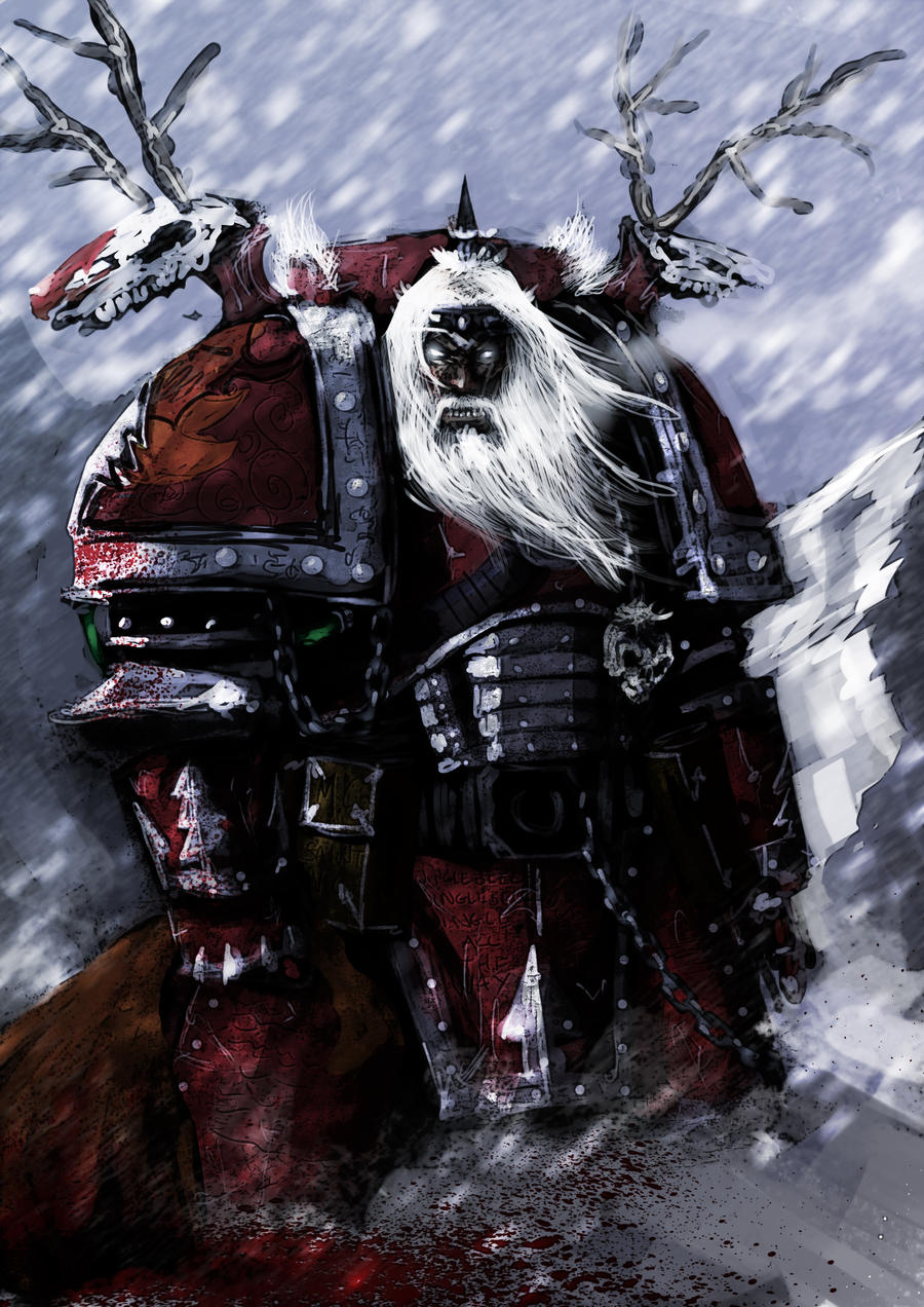 chaos christmas - Wargaming Forum and Wargamer Forums