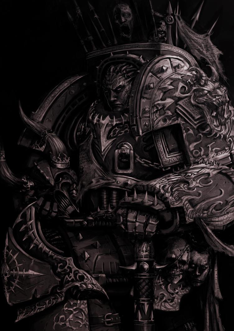 word bearer terminator by slaine69