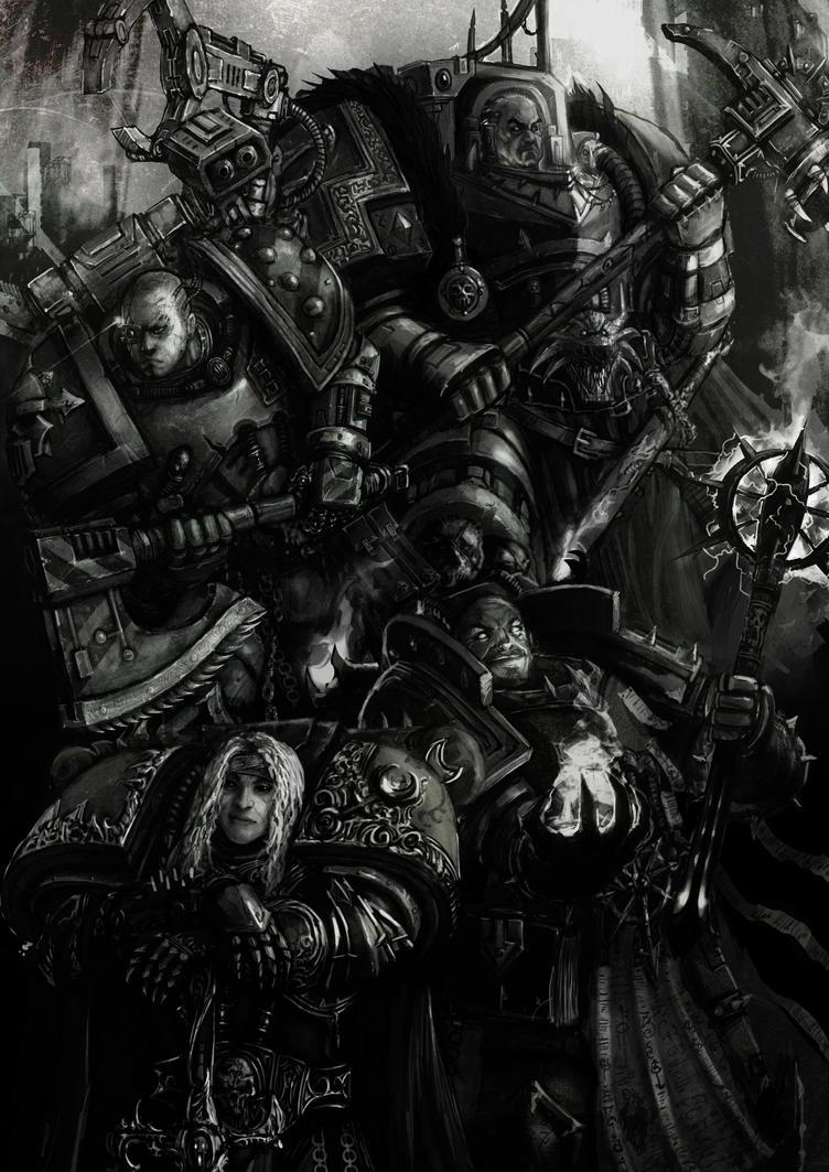 The Four by slaine69