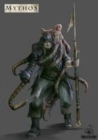 Fisherman King by slaine69