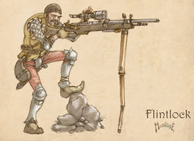 Flintlock by slaine69