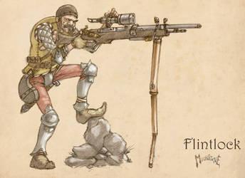 Flintlock by slaine69