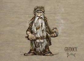 Gradock by slaine69