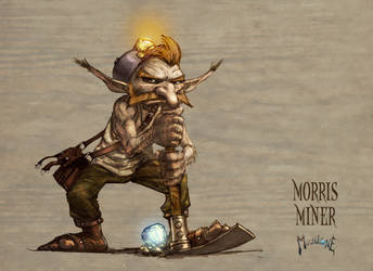 Morris Miner by slaine69