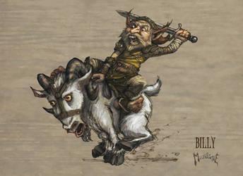 Billy by slaine69