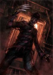 Freddy by slaine69
