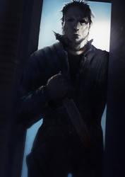 Michael Myers by slaine69