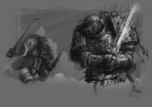 Calth Sketch