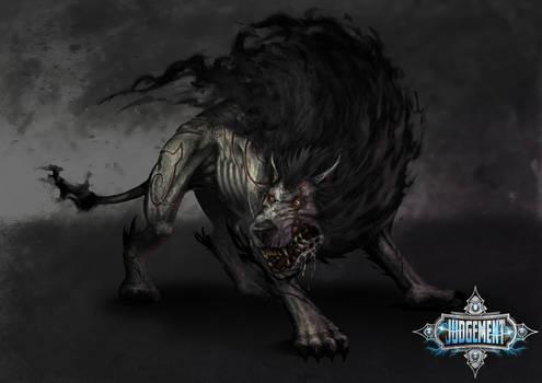 Gloom the shadow hound