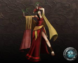 Guang Jin, Mistress of Veils
