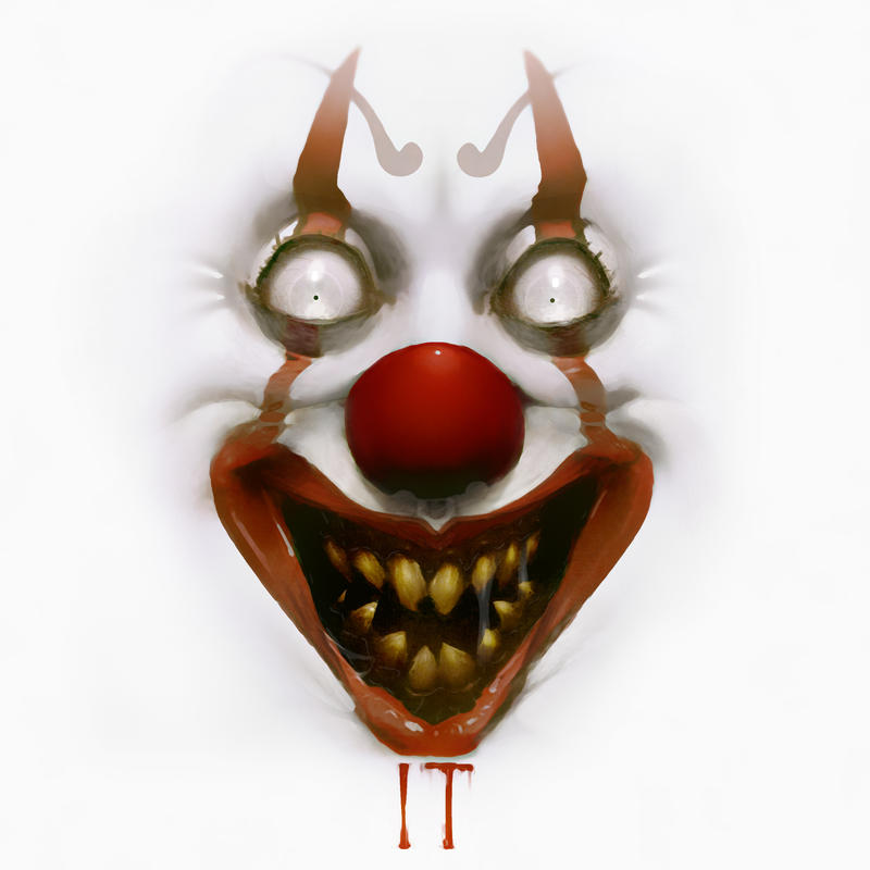 Pennywise - Silver Eyes by slaine69