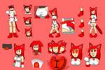 FFSP Part 1:Cat suit