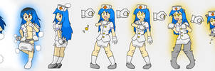 Arrange the Magic Show Genderbend 4 by takau92729