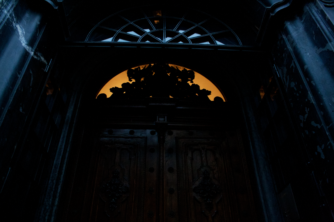 Entrance by eonaris