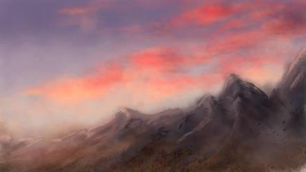 Landscape 02-12/13 by eonaris