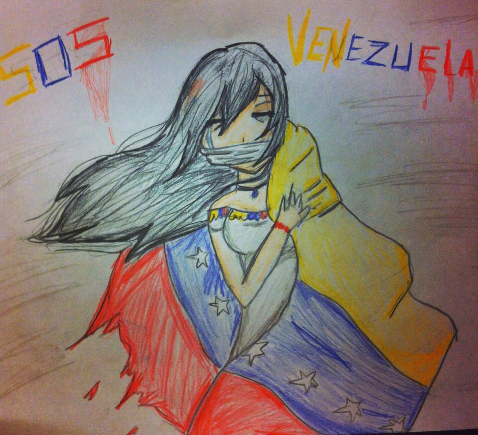 SOS Venezuela by yenysanoja122