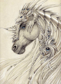 Elven horse