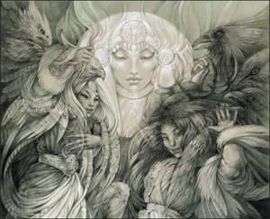 Middle gods of Sakha