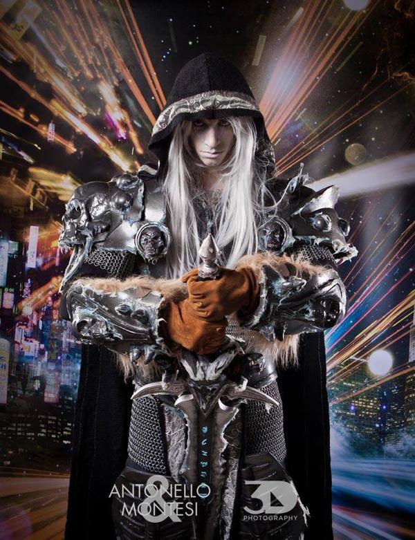 World of Warcraft: Arthas Menethil by C4ppi3