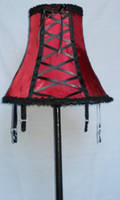 Corset Lampshade by LotD