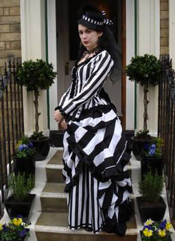 Dark Cabaret Dress