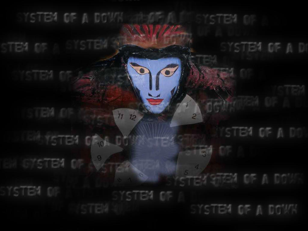 System Of A Down Wallpaper By Hellraiser1 On Deviantart