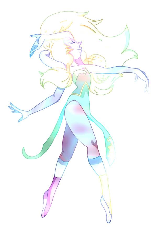 Opal SU by AnimeGirl832