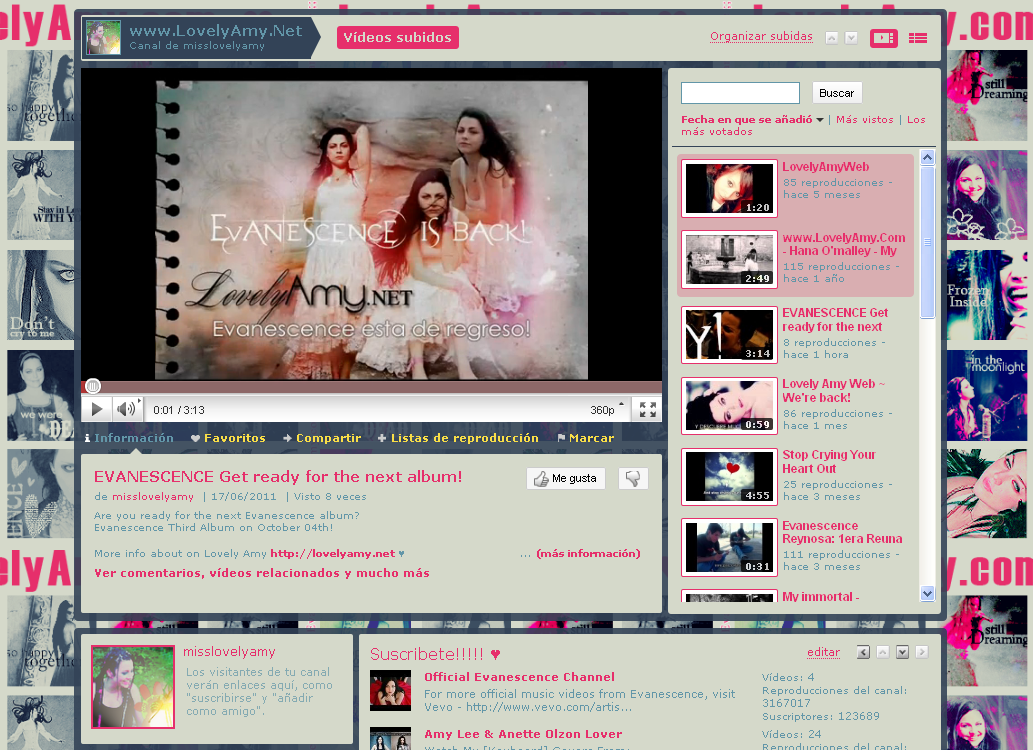 Our Youtube Channel design by princesiitha on DeviantArt