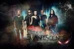 Evanescence poster design 24x36inch