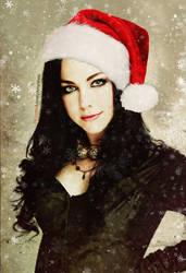 Evanescence Christmas 2016 by princesiitha