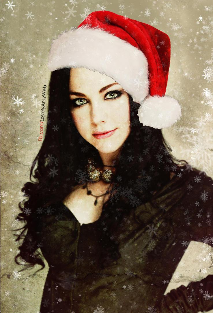 Evanescence Christmas 2016 by princesiitha on DeviantArt