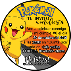 Pokemon Invitation Request by princesiitha